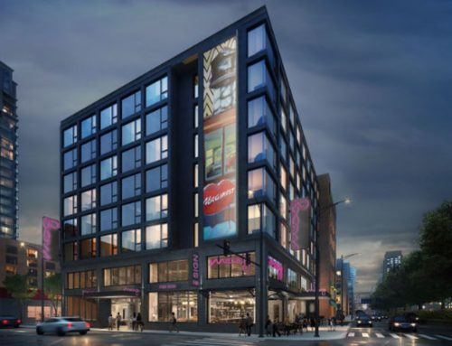Artists of the Industry Partners with The Moxy Downtown
