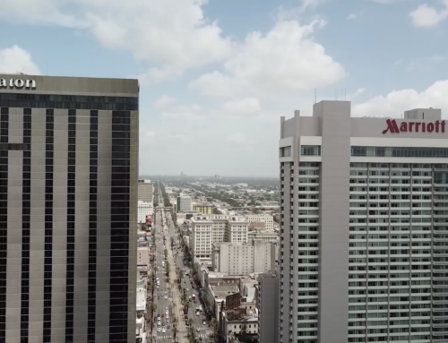 Artists of the Industry Partners With New Orleans Marriott & Sheraton Hotel To Create VTX