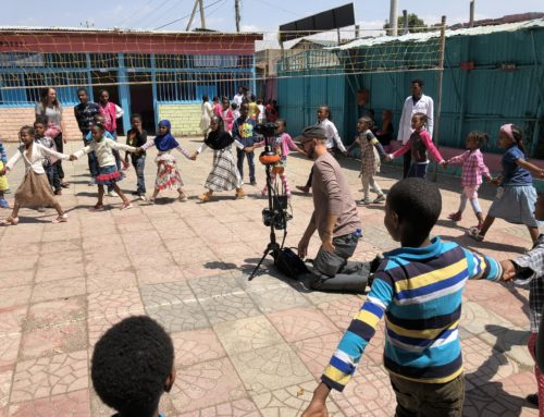 Virtual Reality Film Making for a Better World